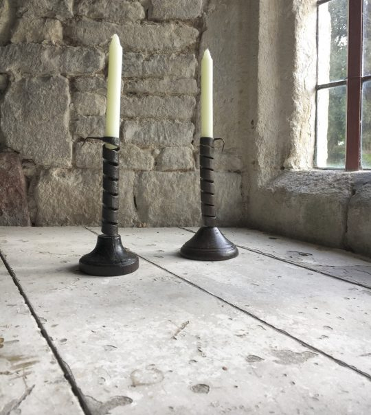 Spiral Candle sticks
