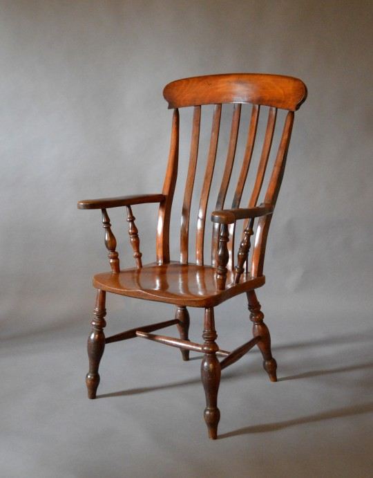 Windsor arm chair Sold