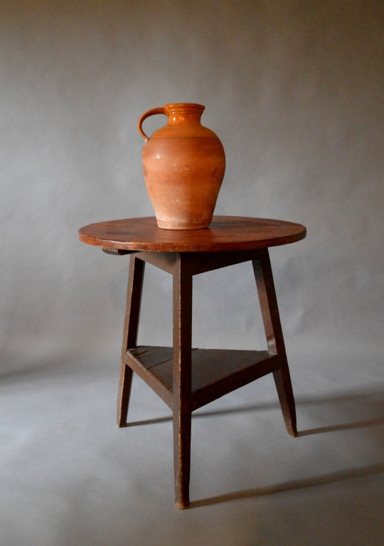 Welsh cricket table with original paint Sold