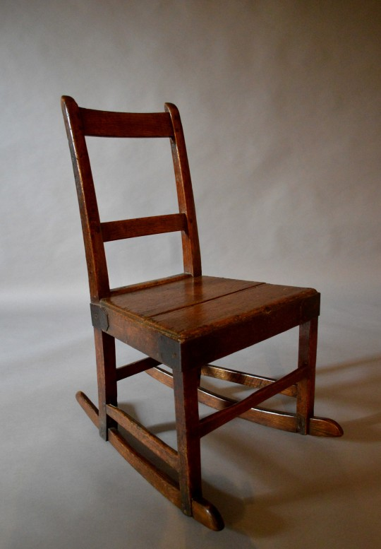 Welsh rocking chair