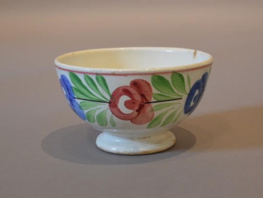 Small hand painted bowl Sold