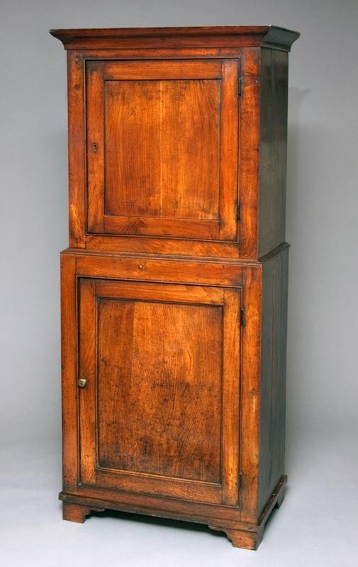 Small Welsh oak cupboard Sold