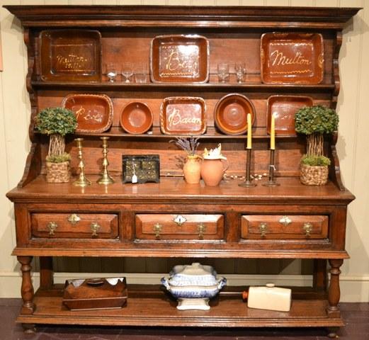 Early Pine Dresser