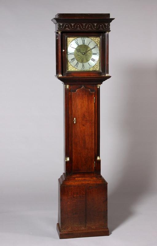 Longcase clock – Cloc mawr
