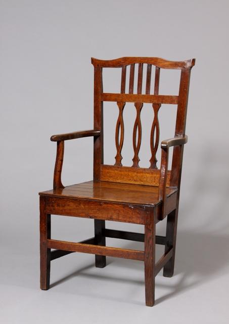 Welsh oak armchair Sold