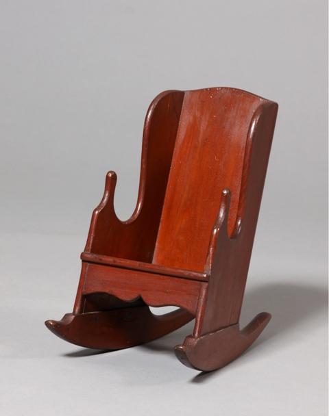 Miniature Chair – Gadair Fechan SOLD