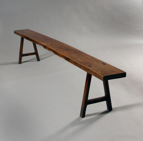 Ash Bench Sold