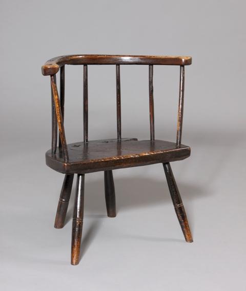 Primitive Welsh Stick chair Sold