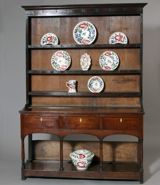 Oak Welsh dresser Sold
