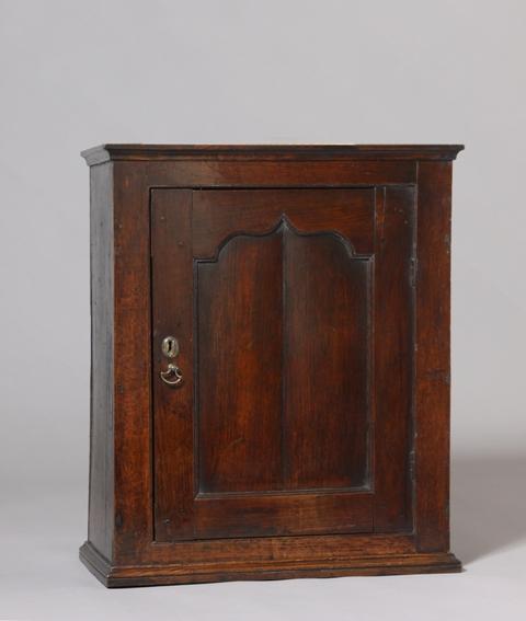 Welsh oak wall cupboard SOLD