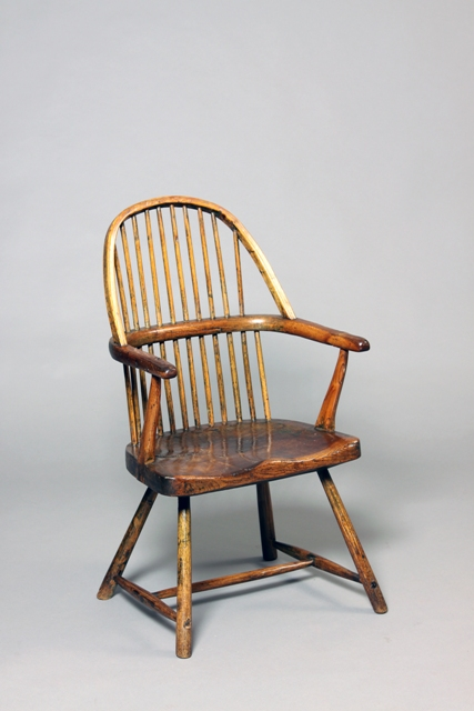 antique windsor chair primitive chair welsh chair