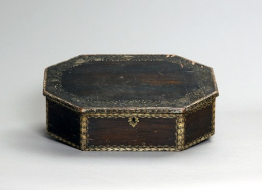 Regency pen work box