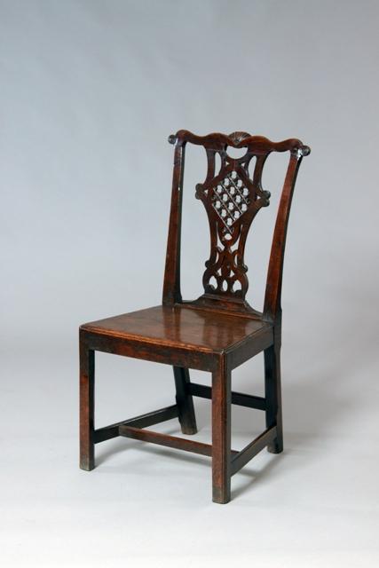 Welsh oak chair Sold