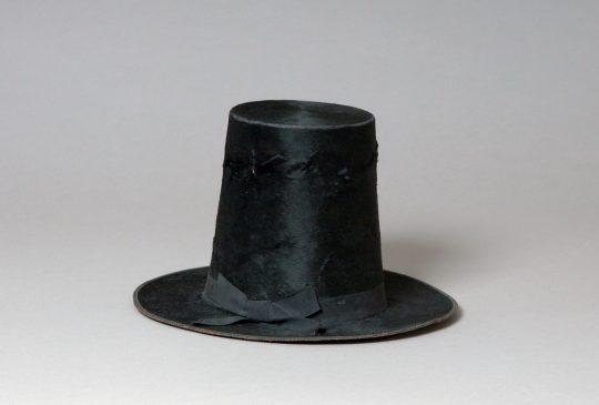 Welsh hat / Het Gymreig Sold