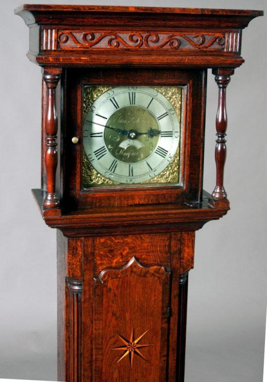 Samuel Roberts Longcase clock Sold
