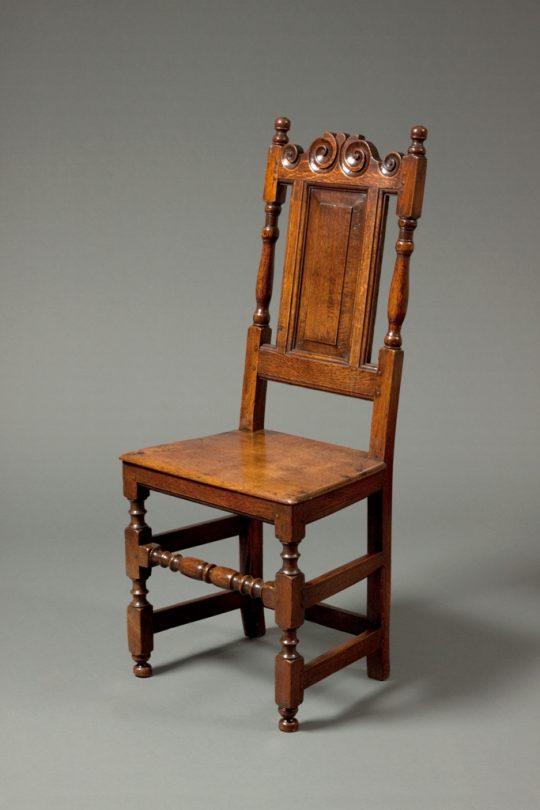 Oak chair Sold