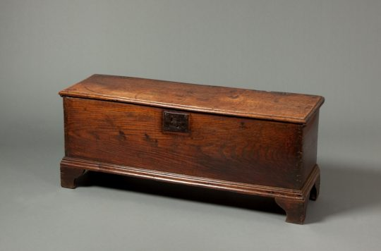 Oak chest (on hold)