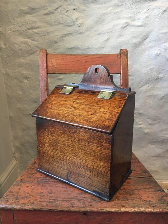Welsh salt box (on hold)