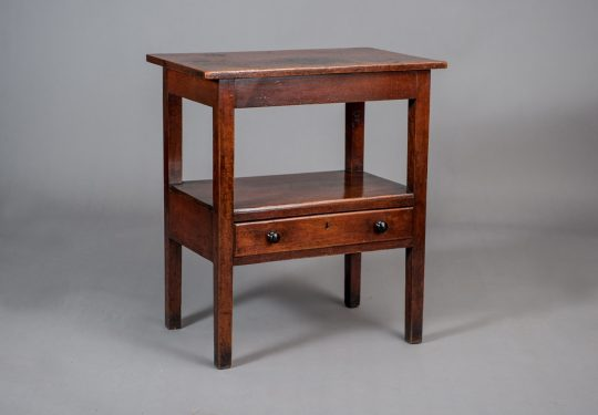 Welsh two tier table