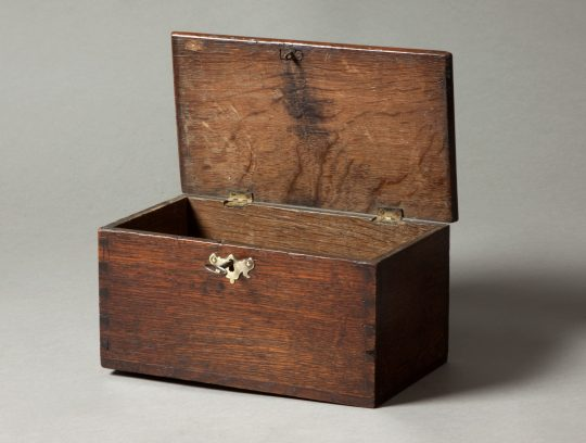 Small Welsh box Sold