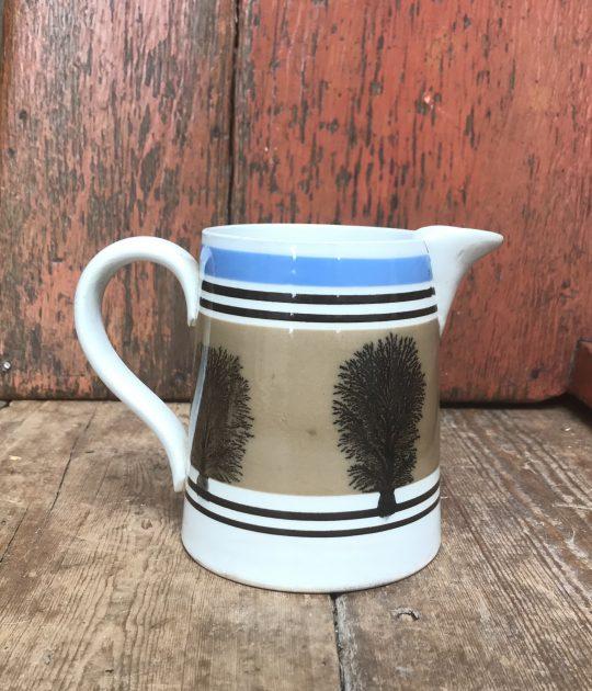Mochaware jug (C)