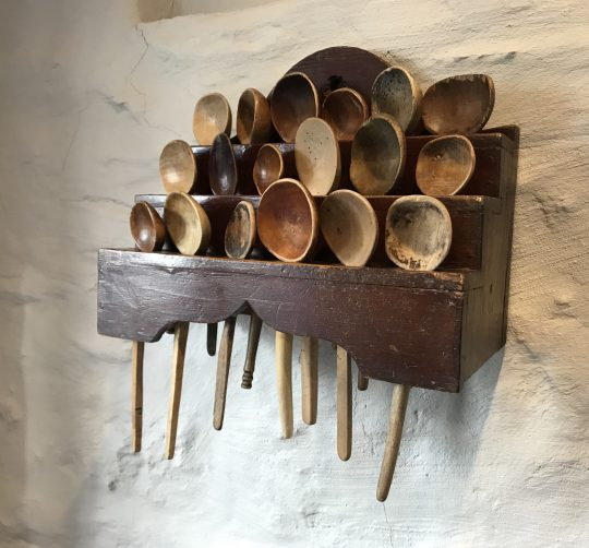 Welsh spoon rack Sold