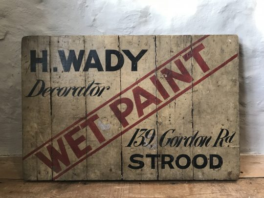 Decorators sign
