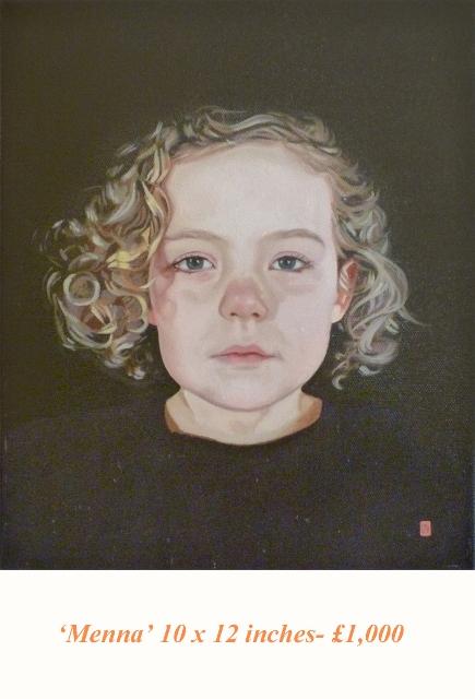 David Kilvington Portraits