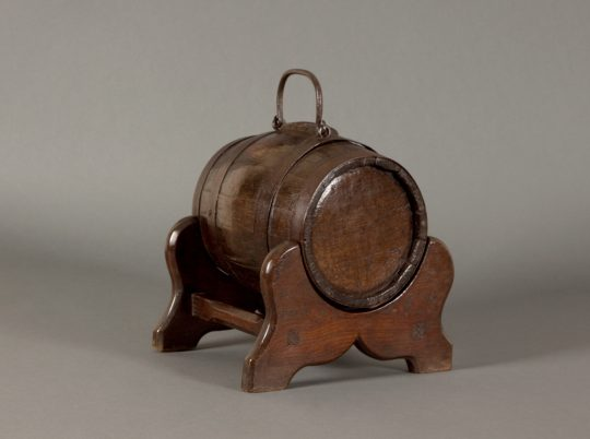 Welsh keg-costrel stand Sold