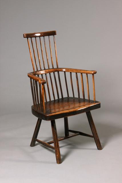 Welsh stick chair / Cadair cefn ffyn Gymreig SOLD