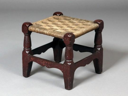 Cardiganshire stool Sold