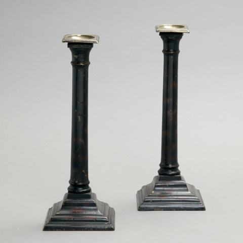 Pontypool Candlesticks Sold
