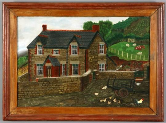 Dan y Wenallt Isaf, Talybont (Breconshire)