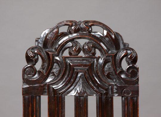 Oak chair / Cadair dderw Sold