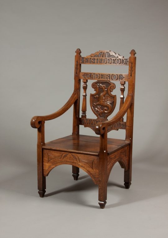Eisteddfod chair SOLD