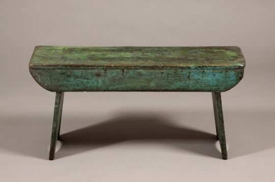 Painted bench SOLD