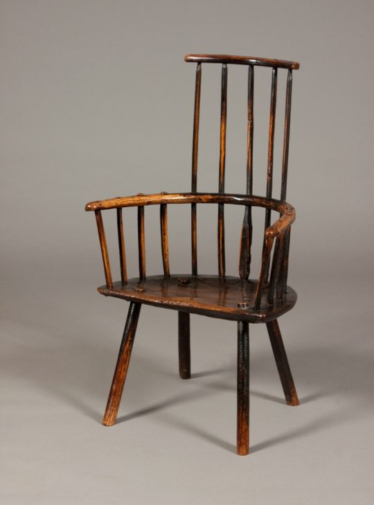 Welsh stick chair Sold