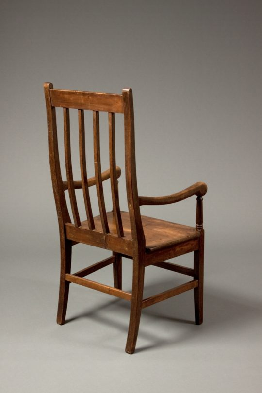 Welsh arm chair (on hold)