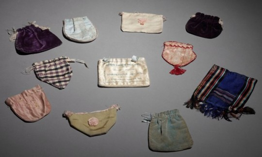 Collection of Eisteddfod purses