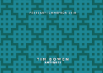 Tim Bowen Catalogue