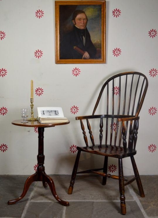 West Country chair