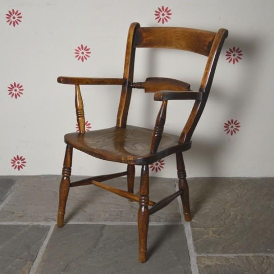 Windsor armchair Sold