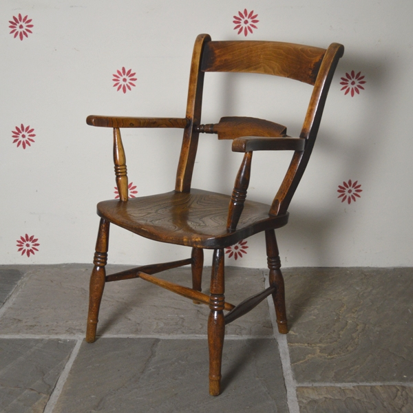 windsor kitchen stick chair