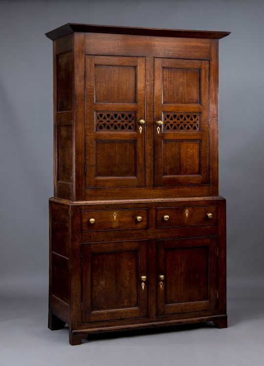 Welsh Bread & Cheese cupboard Sold