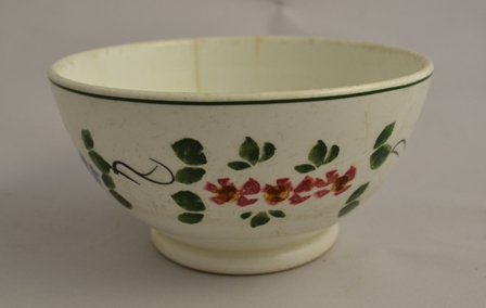 Bristol spongware bowl Sold