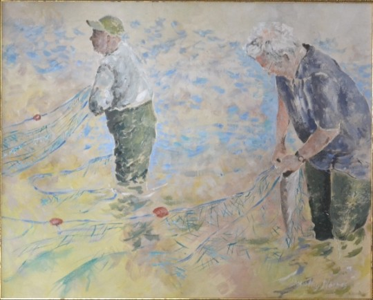 Untangling the net by Dorothy Morris