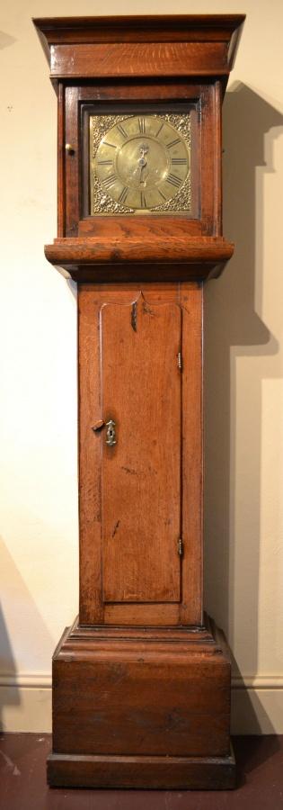 Welsh longcase clock Sold
