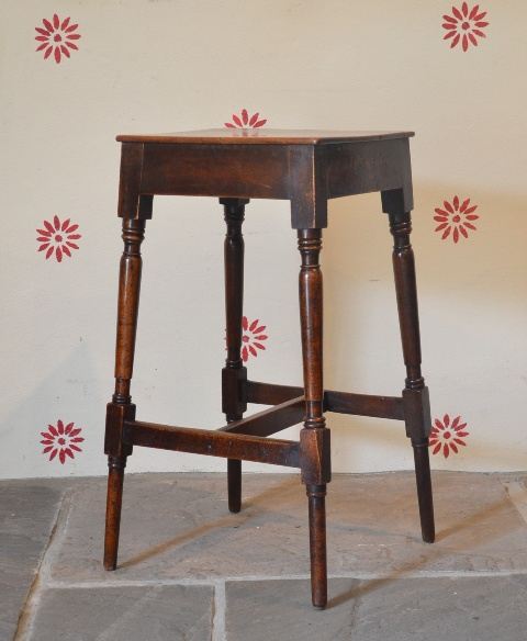 Small tall table Sold