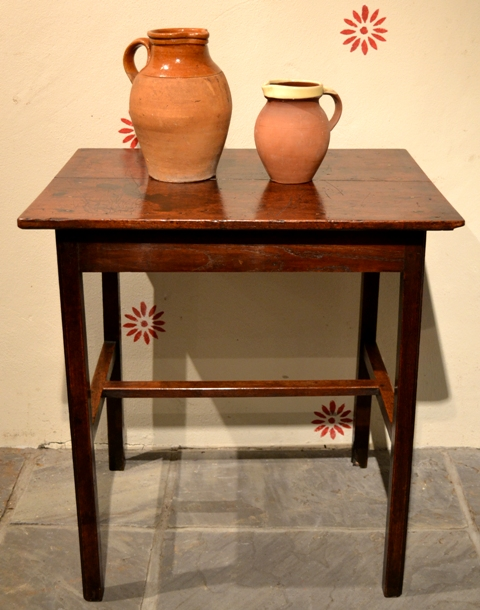 welsh antique table low boy welsh folk art plant stand welsh antiques