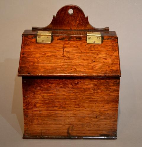 Welsh salt box